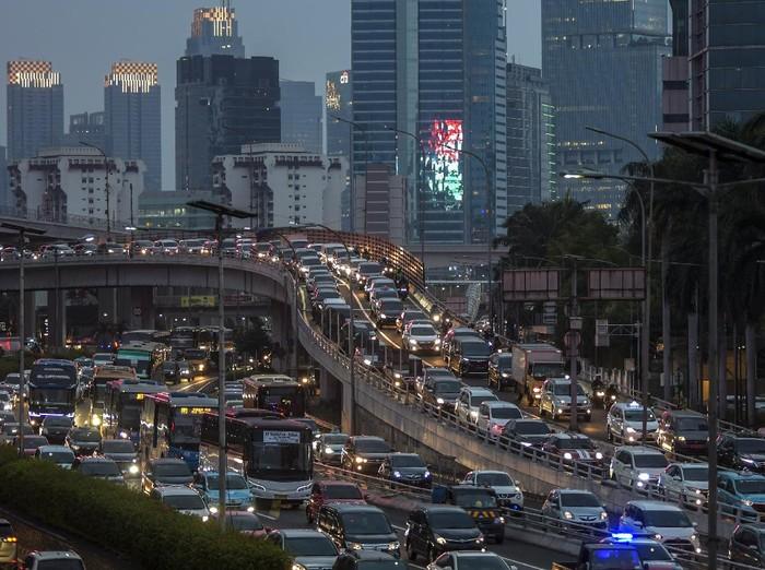 PSBB Jakarta Dimulai,  Simak 17 Aturan Baru yang Wajib Dipatuhi Warga