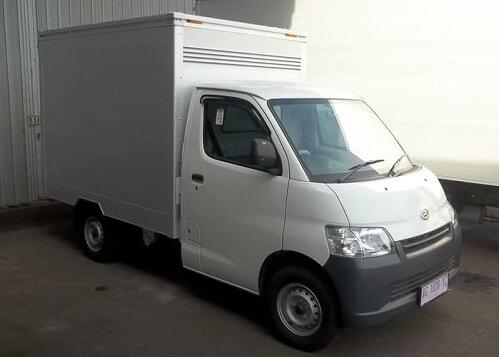 Grand Max Pickup Box